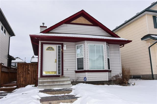 87 Bridlewood Avenue SW, Calgary, AB T2Y 3T1 (#C4219832) :: The Cliff Stevenson Group