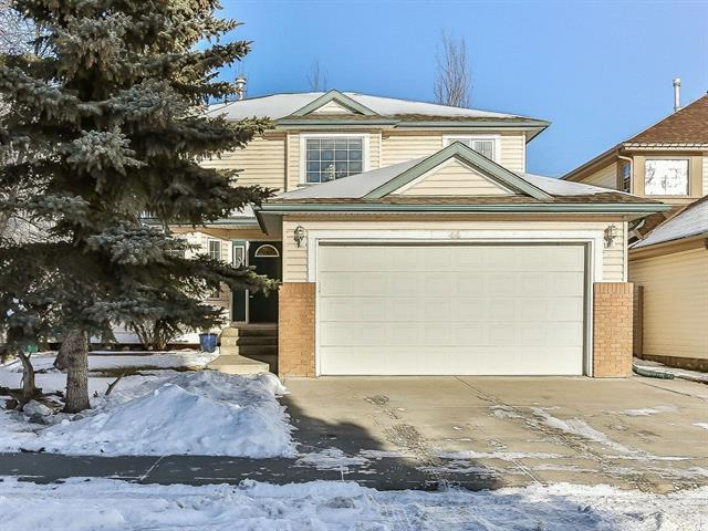 44 Sunlake Circle SE, Calgary, AB T2X 3J1 (#C4219833) :: Tonkinson Real Estate Team