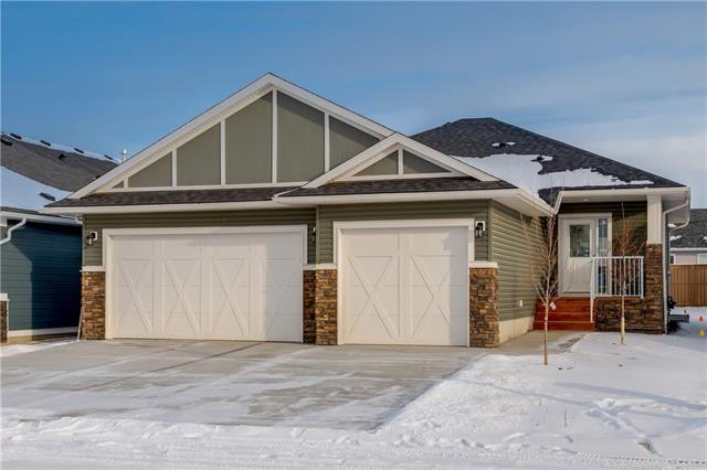 104 Riverwood Bay SW, Black Diamond, AB T0L 0H0 (#C4219834) :: Redline Real Estate Group Inc
