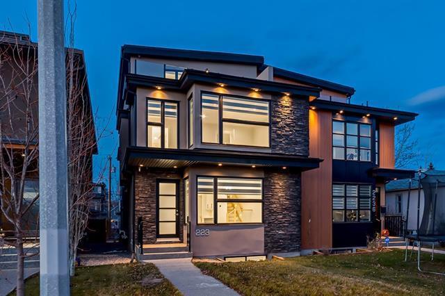 2238 1 Avenue NW, Calgary, AB T2N 0B7 (#C4219888) :: Canmore & Banff