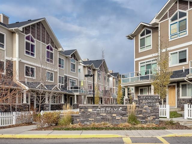 81 Skyview Ranch Gardens NE, Calgary, AB T3N 0G1 (#C4219889) :: Redline Real Estate Group Inc