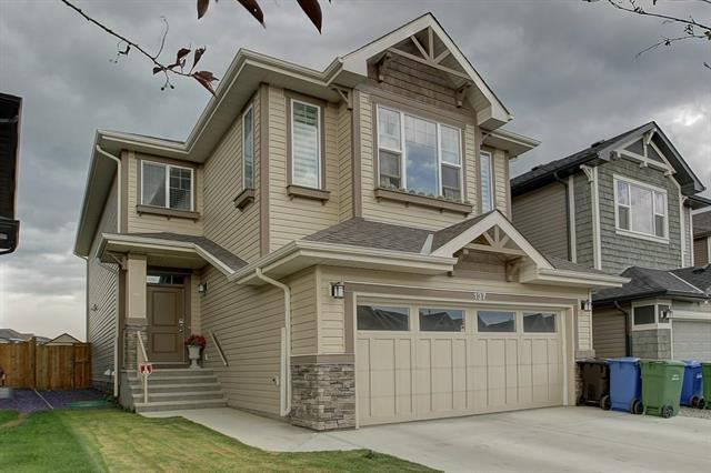 137 Auburn Meadows Boulevard SE, Calgary, AB T3M 2E2 (#C4219908) :: Tonkinson Real Estate Team