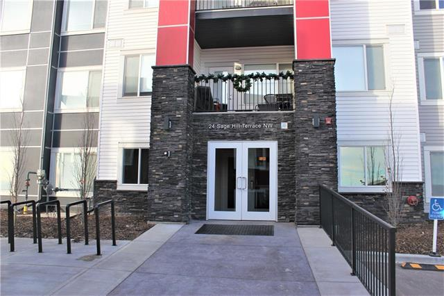 24 Sage Hill Terrace NW #216, Calgary, AB T3R 0W9 (#C4219926) :: The Cliff Stevenson Group