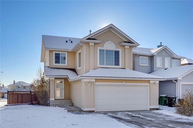 104 Tuscany Meadows Close NW, Calgary, AB T3L 2M9 (#C4219932) :: The Cliff Stevenson Group