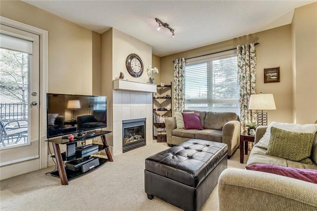 518 33 Street NW #101, Calgary, AB T2N 2W4 (#C4219966) :: Redline Real Estate Group Inc