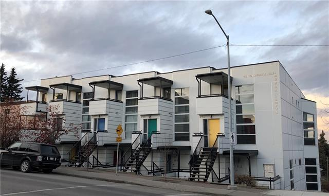 1800 26 Avenue SW #110, Calgary, AB T2T 1E1 (#C4220011) :: Tonkinson Real Estate Team