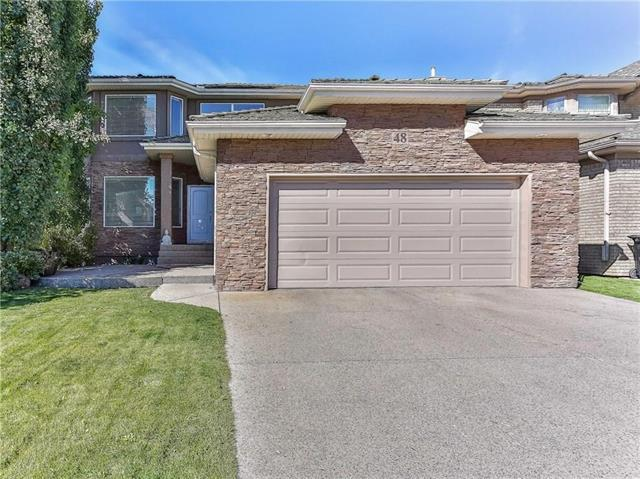 48 Mt Alberta Green SE, Calgary, AB T2Z 3G8 (#C4220015) :: Tonkinson Real Estate Team
