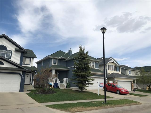 1204 Bayside Avenue SW, Airdrie, AB T4B 2X4 (#C4220044) :: Canmore & Banff