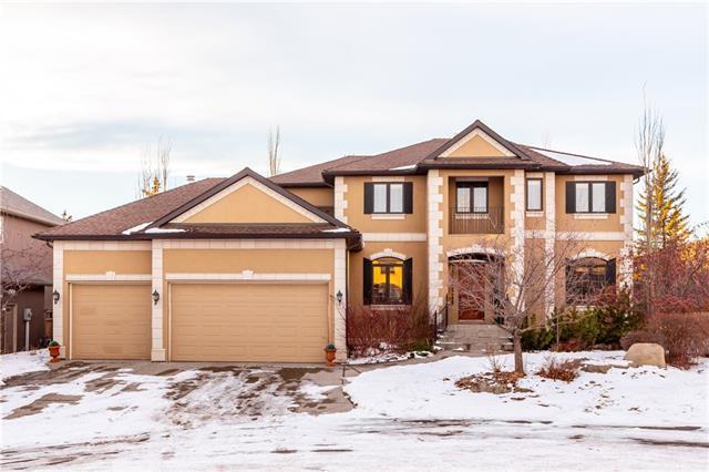 121 Aspen Meadows Court SW, Calgary, AB T3G 4T3 (#C4220057) :: Tonkinson Real Estate Team