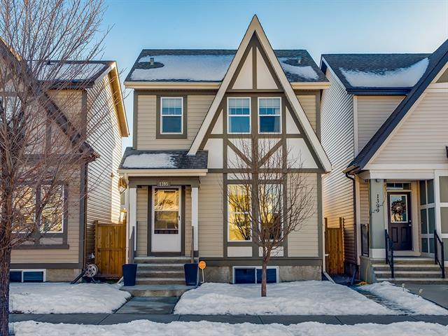 1395 New Brighton Drive SE, Calgary, AB T2Z 0W2 (#C4220066) :: Tonkinson Real Estate Team