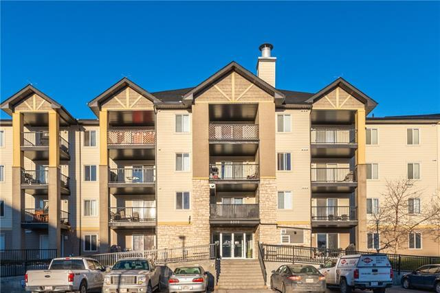 304 Mackenzie Way SW #8427, Airdrie, AB T4B 3H8 (#C4220109) :: Redline Real Estate Group Inc