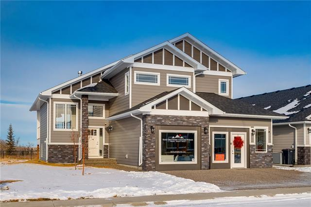 130 Riverwood Crescent SW, Black Diamond, AB T0L 0H0 (#C4220127) :: Redline Real Estate Group Inc