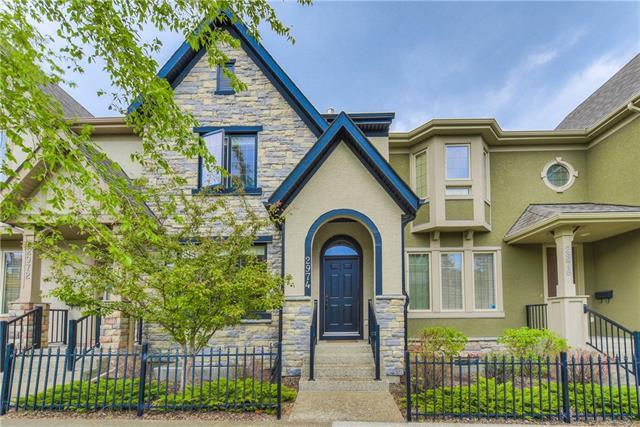 2974 Peacekeepers Way SW, Calgary, AB T3E 7R6 (#C4220140) :: Redline Real Estate Group Inc