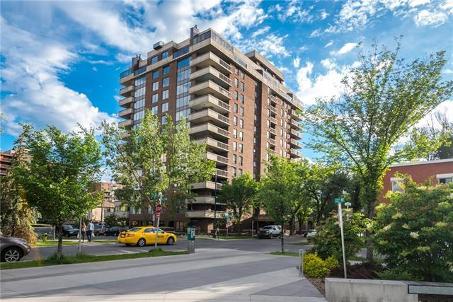 1001 13 Avenue SW #1510, Calgary, AB T2R 0L5 (#C4220175) :: Tonkinson Real Estate Team