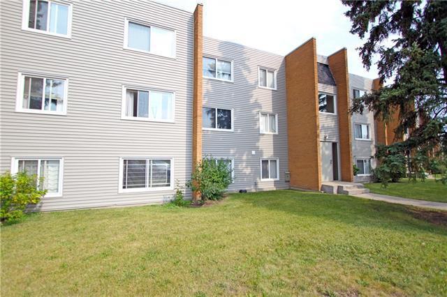 3514 44 Street SW #101, Calgary, AB T3E 3R9 (#C4220178) :: Tonkinson Real Estate Team