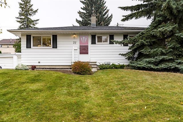 27 Heston Street NW, Calgary, AB T2K 2C3 (#C4220324) :: Redline Real Estate Group Inc