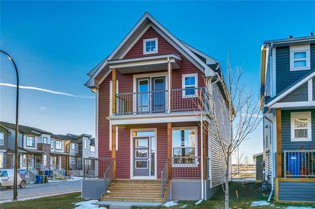 9 Howse Row NE, Calgary, AB T3P 0X3 (#C4220340) :: Canmore & Banff