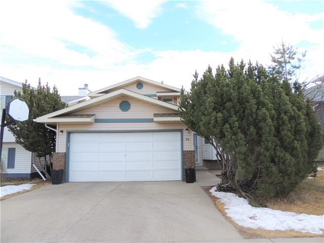 96 Macewan Meadow Way NW, Calgary, AB T3K 3H8 (#C4220400) :: Redline Real Estate Group Inc