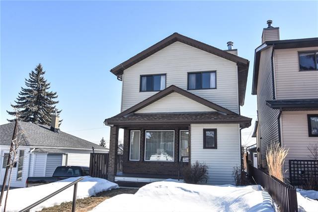 1418 29 Street SW, Calgary, AB T3C 1M2 (#C4220415) :: Redline Real Estate Group Inc