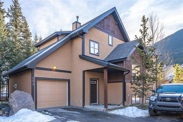 108 Armstrong Place #204, Canmore, AB T1W 3L2 (#C4220465) :: Canmore & Banff