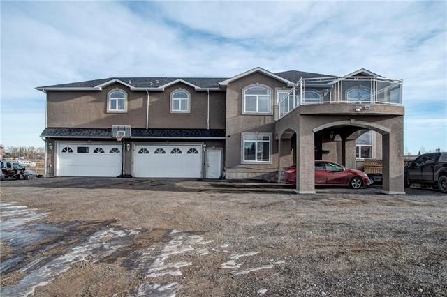255042 Rge Rd 284, Rural Rocky View County, AB T0M 0T0 (#C4220602) :: Redline Real Estate Group Inc