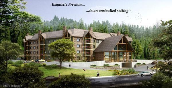 77 George Fox Trail #405, Cochrane, AB T4C 0N1 (#C4220653) :: Redline Real Estate Group Inc