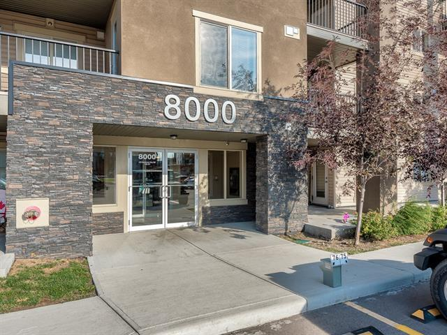 403 Mackenzie Way SW #8410, Airdrie, AB T4B 0V7 (#C4220671) :: Canmore & Banff