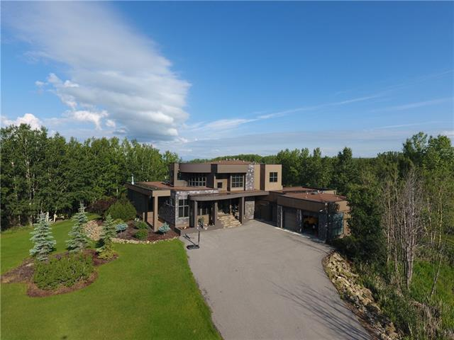 149 Bearspaw Meadows Way NW, Rural Rocky View County, AB T3L 2M3 (#C4220710) :: The Cliff Stevenson Group