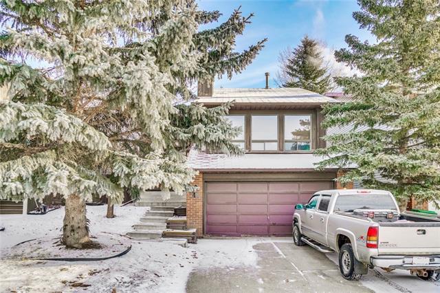 40 Ranchridge Road NW, Calgary, AB T3G 1V8 (#C4220714) :: Canmore & Banff