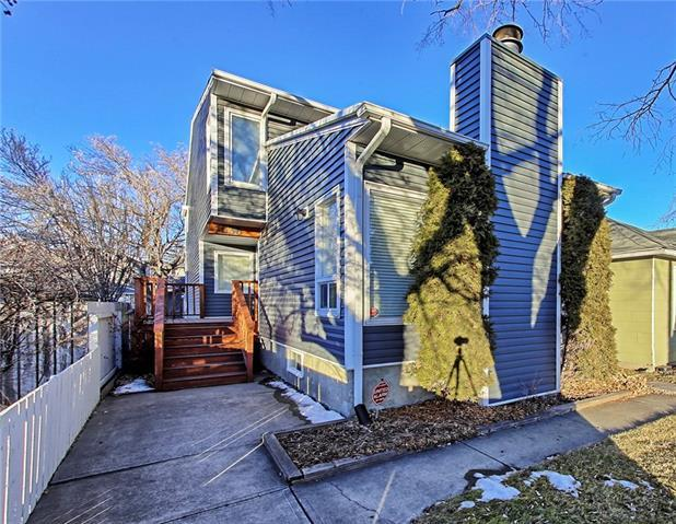 1536 22 Avenue NW, Calgary, AB T2M 1R1 (#C4220724) :: The Cliff Stevenson Group