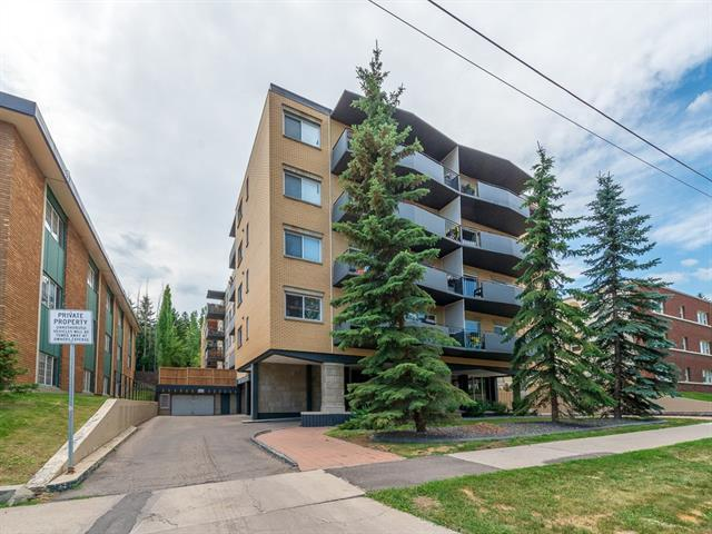 823 Royal Avenue SW #304, Calgary, AB T2T 0L4 (#C4220816) :: Canmore & Banff