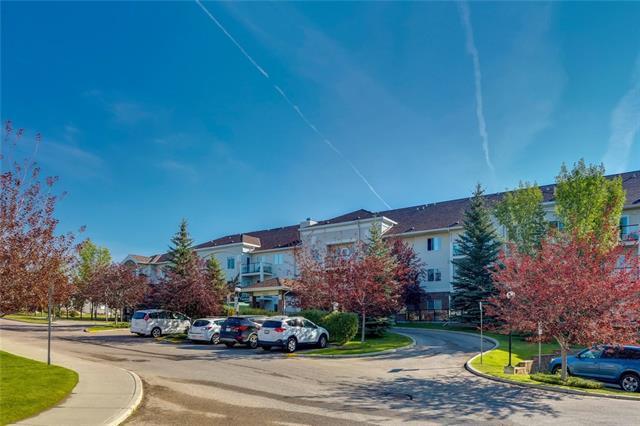 928 Arbour Lake Road NW #1213, Calgary, AB T3G 5T2 (#C4220836) :: The Cliff Stevenson Group