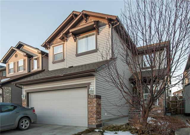 517 Coopers Drive SW, Airdrie, AB T4B 3M5 (#C4220868) :: Redline Real Estate Group Inc