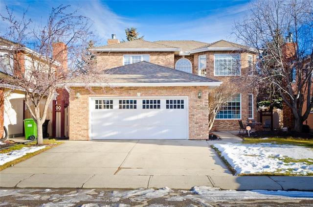 6980 Christie Briar Manor SW, Calgary, AB T3H 2R3 (#C4220879) :: Redline Real Estate Group Inc