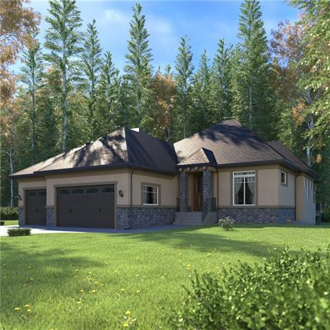 507 Hawks Nest Lane, Priddis Greens, AB T0L 0W0 (#C4220890) :: The Cliff Stevenson Group