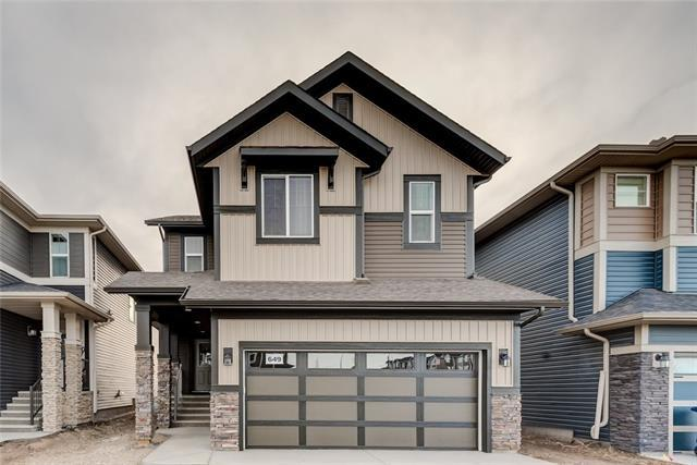 649 Midtown Place SW, Airdrie, AB T4B 4E3 (#C4221060) :: Redline Real Estate Group Inc