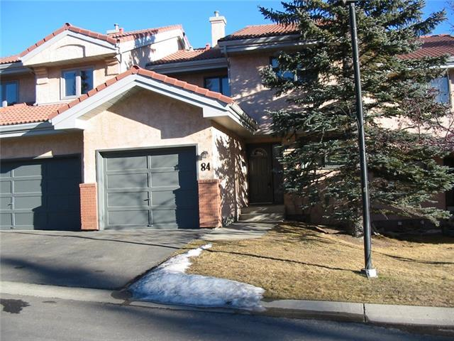 5810 Patina Drive SW #84, Calgary, AB T3H 2Y6 (#C4221065) :: Canmore & Banff