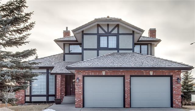 7007 Christie Briar Manor SW, Calgary, AB T3H 2R3 (#C4221080) :: Redline Real Estate Group Inc