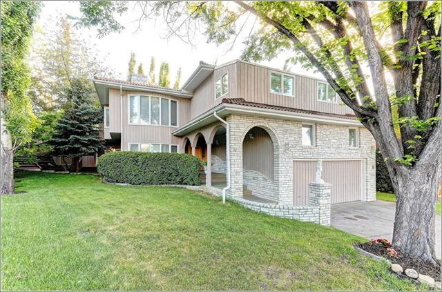 11 Patterson Place SW, Calgary, AB T3H 2C2 (#C4221107) :: Canmore & Banff