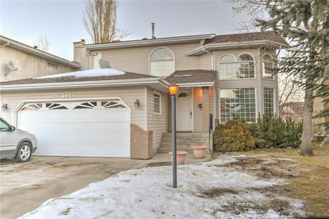 528 Shawinigan Drive SW, Calgary, AB T2Y 4T4 (#C4221152) :: Canmore & Banff