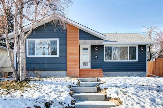2735 Grant Crescent SW, Calgary, AB  (#C4221181) :: Canmore & Banff