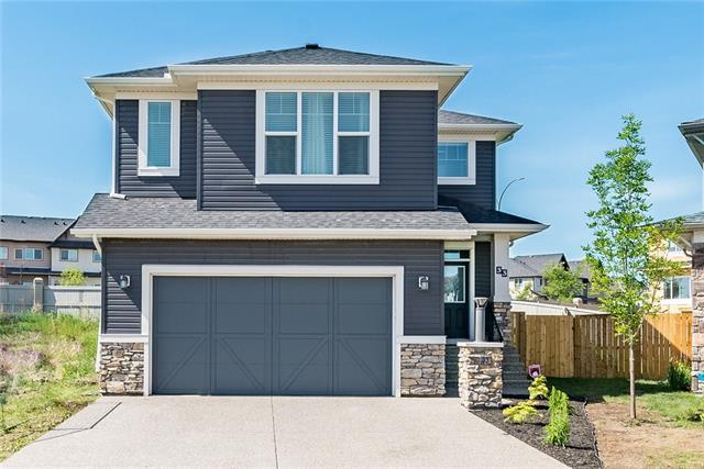 33 Cimarron Springs Green, Okotoks, AB T1S 0M3 (#C4221208) :: Redline Real Estate Group Inc