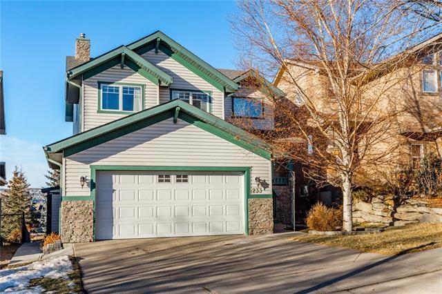 233 Hidden Creek Boulevard NW, Calgary, AB T3A 6H3 (#C4221226) :: The Cliff Stevenson Group