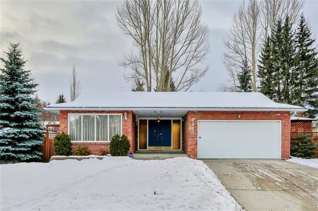1223 Kerwood Crescent SW, Calgary, AB T2V 2N7 (#C4221239) :: Redline Real Estate Group Inc