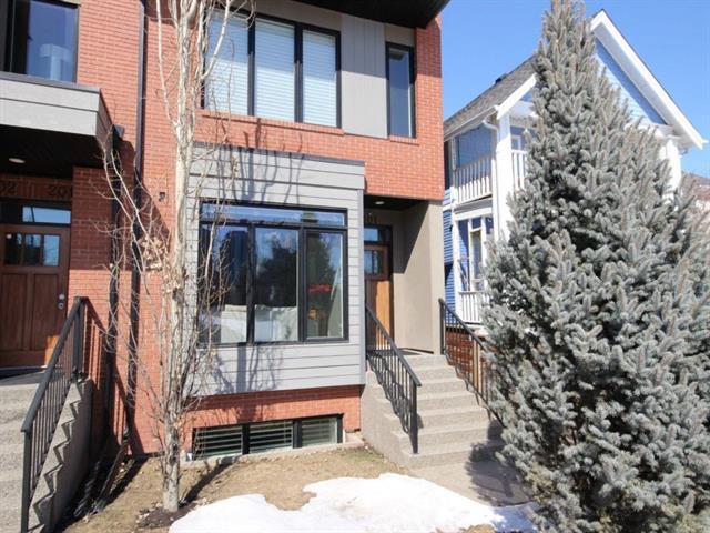 830 2 Avenue NW #101, Calgary, AB T2N 0E5 (#C4221277) :: Redline Real Estate Group Inc