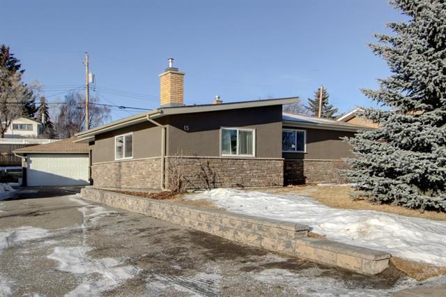 15 Healy Drive SW, Calgary, AB T2V 2Z8 (#C4221314) :: Redline Real Estate Group Inc