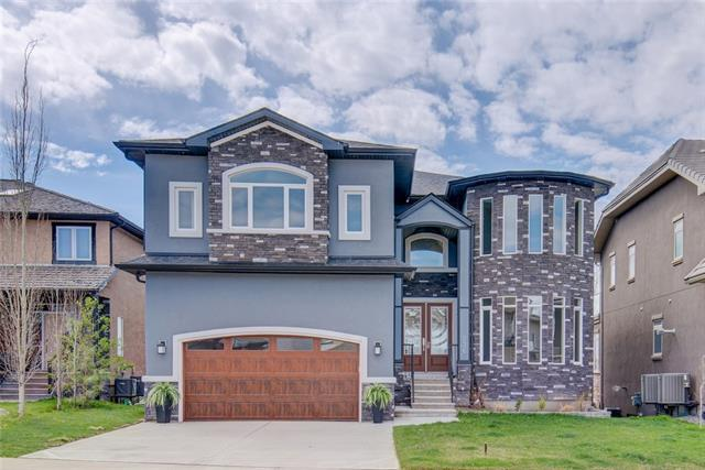 236 Cove Way, Chestermere, AB T1X 1V4 (#C4221344) :: The Cliff Stevenson Group