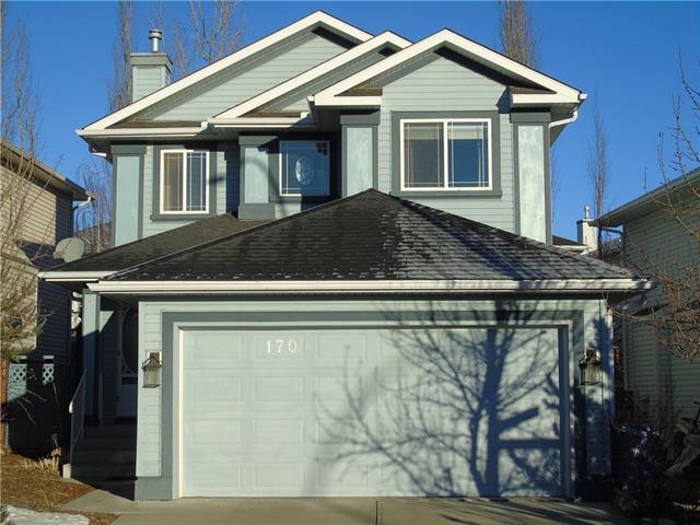 170 Bridlecreek Park SW, Calgary, AB T2T 3P1 (#C4221352) :: The Cliff Stevenson Group