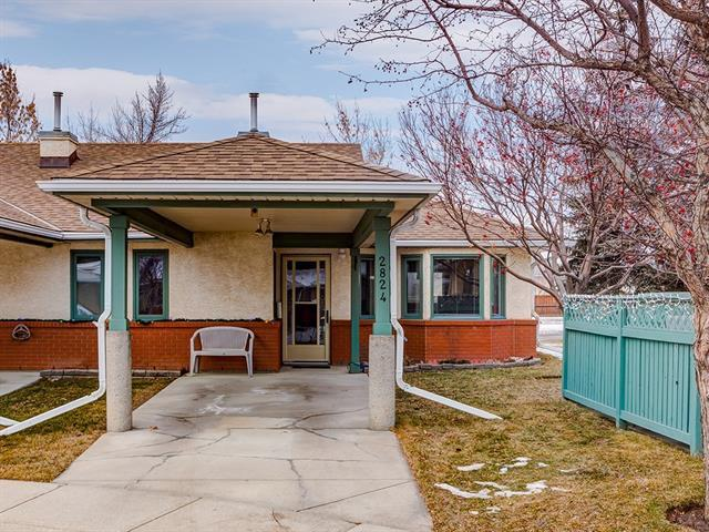 2824 Dovely Park SE, Calgary, AB T2B 3G9 (#C4221365) :: Canmore & Banff