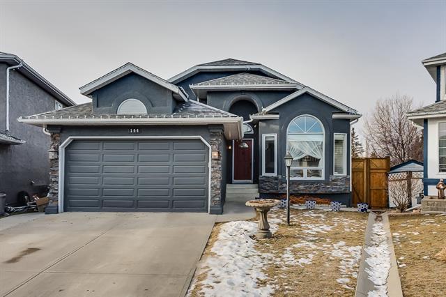 164 Citadel Manor NW, Calgary, AB T3G 3Y5 (#C4221388) :: The Cliff Stevenson Group